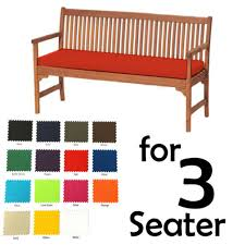 3 seater bench swing garden