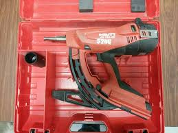 hilti gx 120 me gas actuated direct