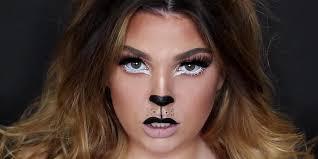 lion makeup tutorial easy