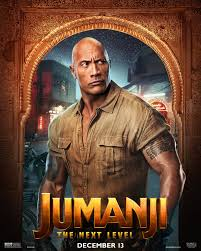 Jumanji 2 Character Posters Tease New and Familiar Faces