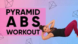 pyramid ab workout 500 reps you