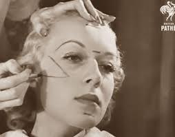 makeup tutorial 1938 pathe archive