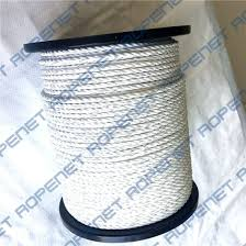 China 500m Roll Polywire For Electric Fence Fencing Rope Stainless Steel Poly Wire China Electric Fencing Rope And 500m Roll Polywire For Electric Fence Price