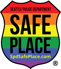 Spd Safe Place Decal Spd Safe Place Seattle Gov