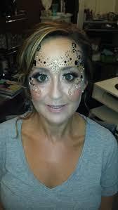 masquerade mask makeup eclectica min