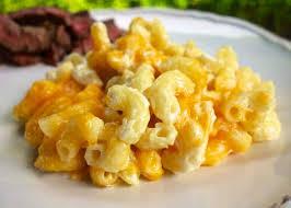 mac and cheese plain en