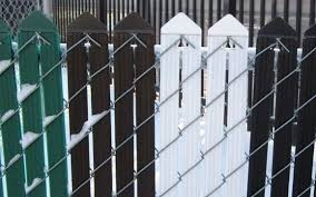 Chain Link Privacy Slats By Webblink Fencing Ltd In Drayton Valley Ab Alignable