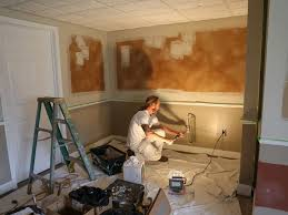 painting basement walls new colors for