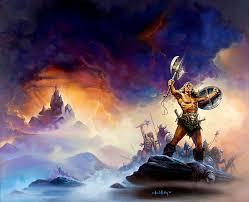hd wallpaper majesty sword sorcery