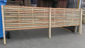 Fence Extensions Backyard Privacy Backyard Fences Horizontal Fence