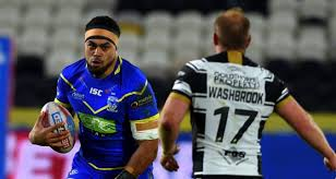 Warrington to take young squad to Rochdale – Total Rugby League ...
