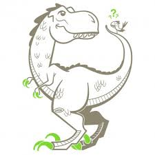 Dinosaur Wall Stickers For Boy Room