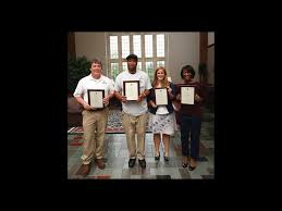 Four Rhodes Employees Receive Outstanding Staff Awards | Rhodes News