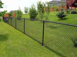 Galvanized Versus Vinyl Chain Link Fence Is There A Difference Hurricane Fence