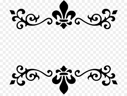 stencil patterns png transpa
