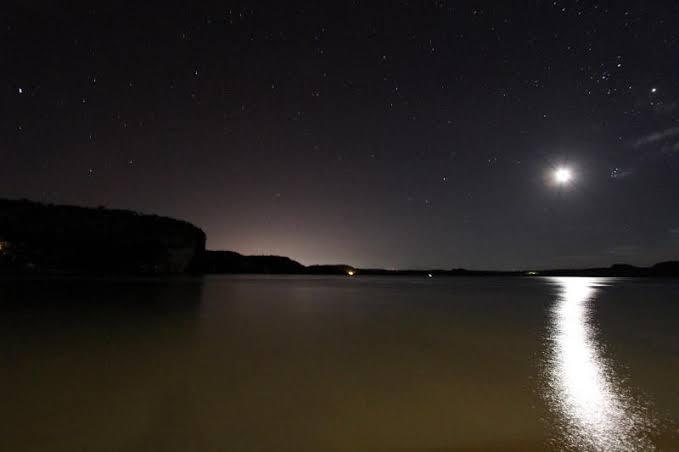 """Resultado de imagen de rio y luna"""""""
