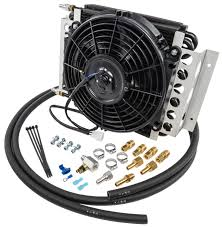 derale 13900 electra cool trans cooler