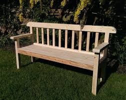 garden bench seat 180 cm long in