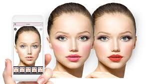 makeover isting apps youcam makeup