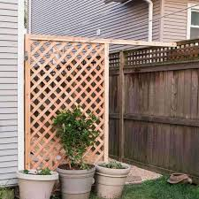 11 Diy Privacy Screen Plans