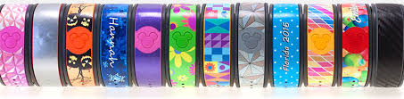 Custom Magic Band Covers Skins Stickers Decals