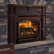 wood inserts the fireplace pe