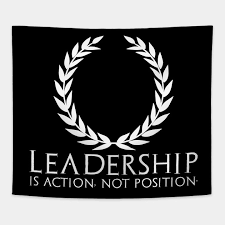 leadership is action not position motivational entrepreneur