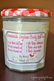 homemade organic lotion recipe my