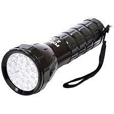 Rolson 61671 28 LED Aluminium Torch: Amazon.co.uk: DIY & Tools