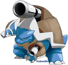 Mega Blastoise by Protocol00 on DeviantArt | Pokemon blastoise, Pokemon,  Mega evolution pokemon