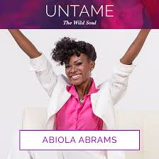 """EP169: Abiola Abrams on Navigating """"The Resistance"""" As A Sacred ..."""