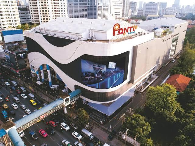 Pantip, Passpod, Thailand