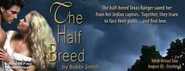 The Half Breed by Bobbi Smith Book Tour – Author Regan Black   USA ...