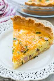 easy quiche recipe spend with pennies