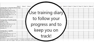 3 day split workout plan step by