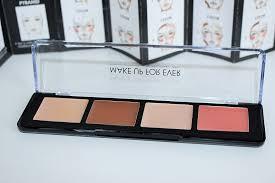 makeup forever pro sculpting palette