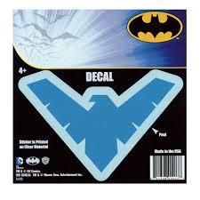 Nightwing Symbol Decal