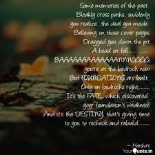 some memories of the past quotes writings by dusk s ink