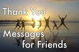 thank you messages and quotes for friends holidappy