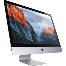 online teaching: Apple iMac