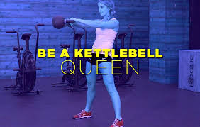 12 kettlebell exercises for when you