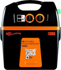 Gallagher B100 Battery Fence Charger Energizer Gallagher Fence
