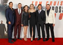 Mission Impossible - Fallout' Tops Weekend Box Office With $61.5M ...