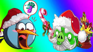 Angry Birds Epic - EVENT THE HOLIDAYS ARE COMING! PART 4 - YouTube