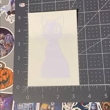 Hot Topic Wall Art Sailor Moon Luna Vinyl Decal Poshmark