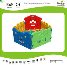China Kaiqi Baby S Play Pen Fence And Ball Pit Kq50129e China Plastic Fence And Toys Price