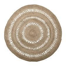 round jute indoor outdoor rug