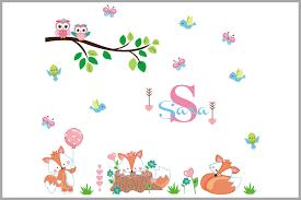 Baby Room Furniture Kids Room Decor Forest Nursery Decals Nurserydecals4you