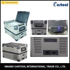 220 V Mini Cắm Trại Tủ Lạnh Tủ Đông 12 V Cooler Warmer Tủ Lạnh Xách Tay 40l  - Buy Cooler Warmer Tủ Lạnh,Tủ Lạnh Di Động 12 V 220 V,Dc 12