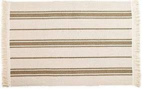 ikea flatwoven area kitchen rug stripes